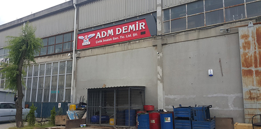 Adm Demir Wolvox ERP Eğitimi
