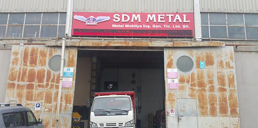 Sdm Metal Wolvox ERP Eğitimi