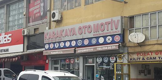 Karakaya Otomotiv Wolvox ERP Satışı