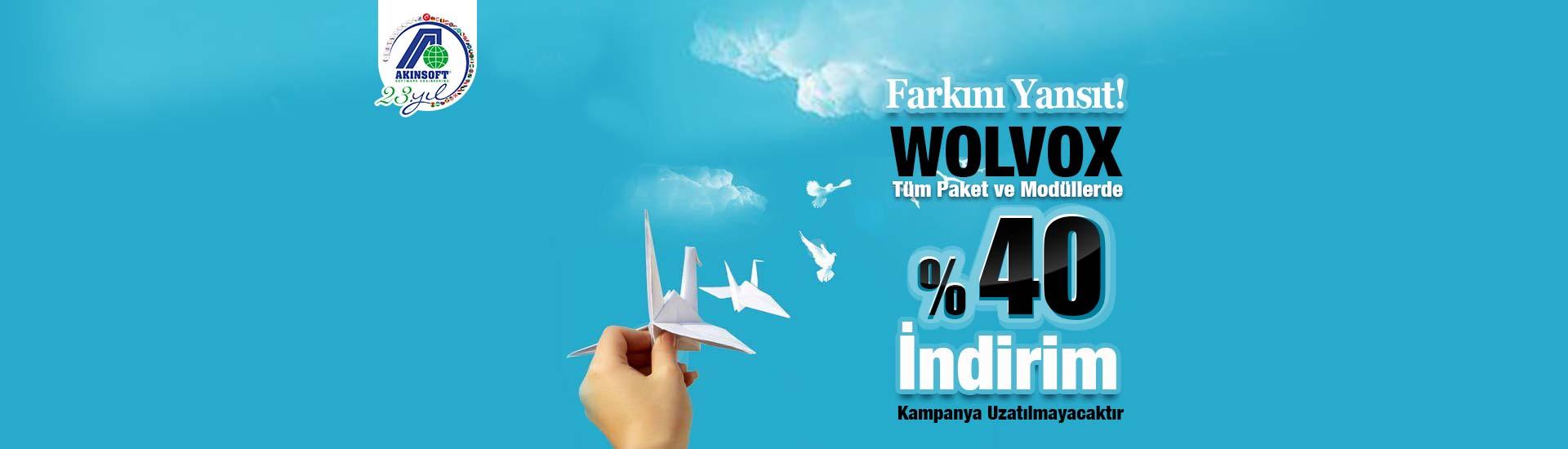 WOLVOX ile Farkını Yansıt!