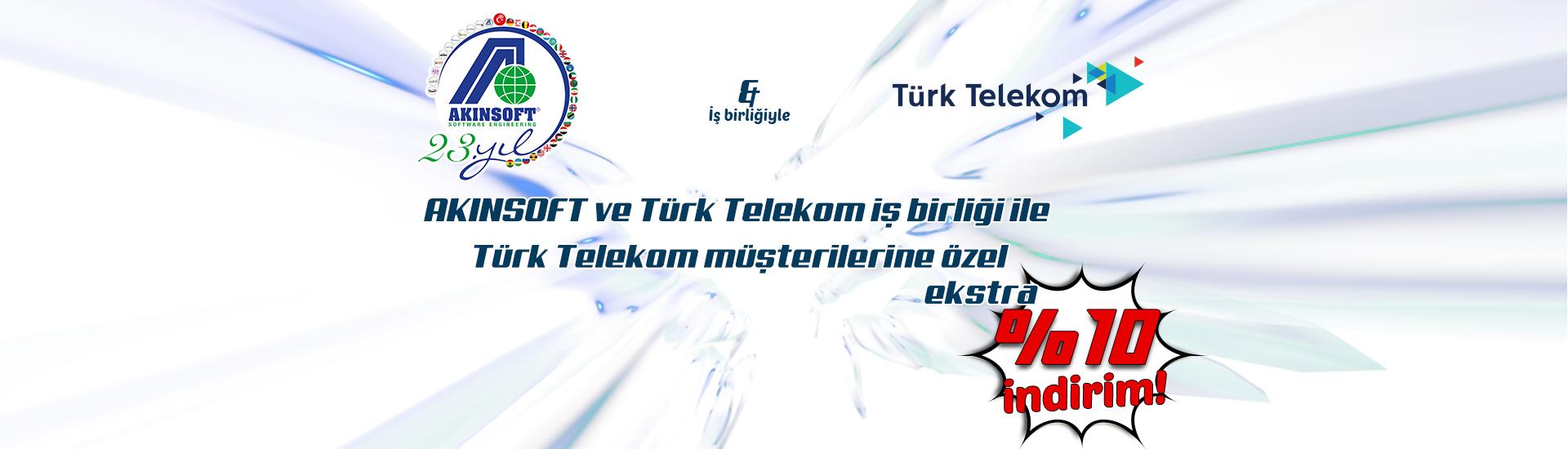 Türktelekom %10 Kampamyası